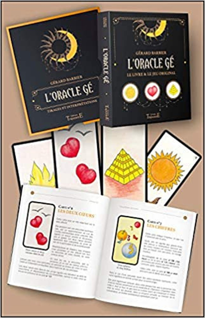 3 draws of your choice Question/General/Council with Oracle image 1