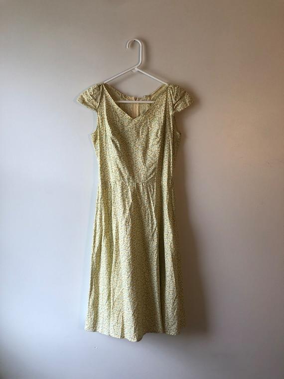 Vintage 1990s Handmade Cottagecore Dress - image 2