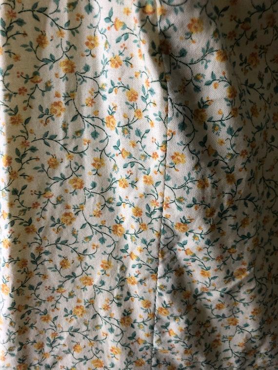 Vintage 1990s Handmade Cottagecore Dress - image 7