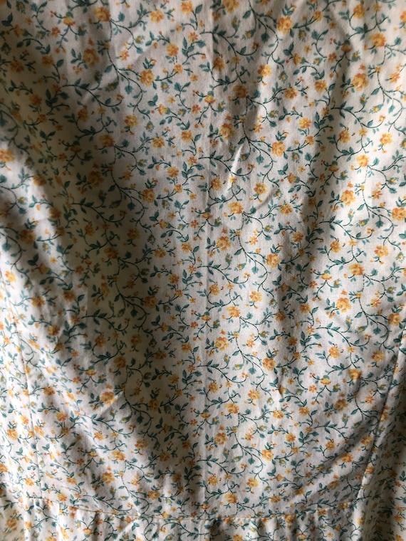 Vintage 1990s Handmade Cottagecore Dress - image 6