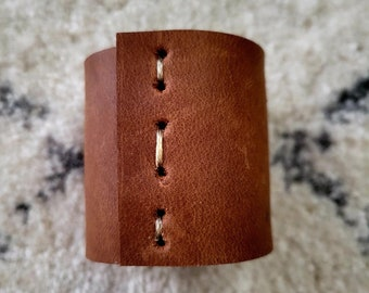 Genuine Leather Napkin Rings