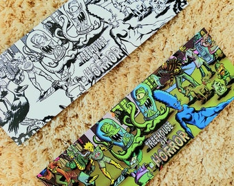 The Simpsons Treehouse of Horror Bookmark