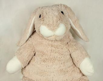 Plush rabbit large size , Giant Doudou , Rabbit toy