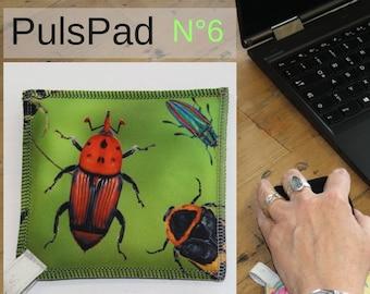Wrist pillow, PulsPad, PC hand pillow, wrist pads, wrist pad, palm rest, wrist pillow, pad for hand, PC edition
