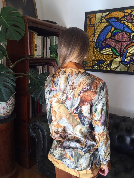 Vintage HERMÈS shirt - image 2