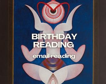 Birthday Reading