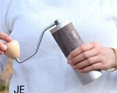 1zpresso JX JX-pro JE series manual coffee grinder portable coffee mill stainless steel 48mm burr