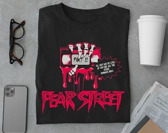 Halloween Horror Fear Street T-Shirt, Horror Movie T-shirt, Scary Movie Shirt, Halloween Night Hoodie