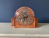 GRRC Goodwood Road Racing Mantle Clock