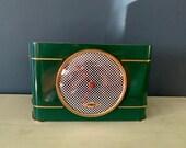 Lagonda Mantle Clock