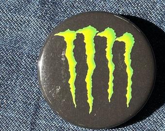 Aram Saroyan is a Monster Pin