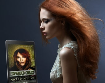 Expanded Chaos: A Dystopian Fantasy Adventure - SIGNED COPY