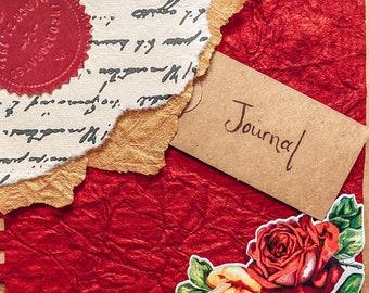 Courageous Aesthetic - Self Harm Journal