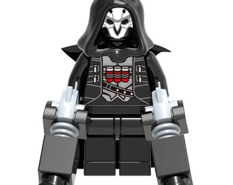 Reaper - Custom Overwatch Minifigure