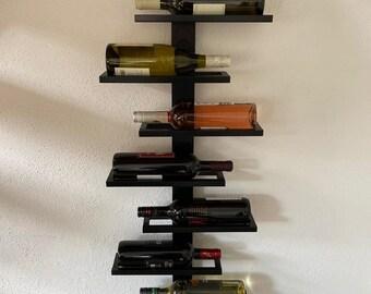 Wine Rack Industrial