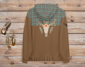 Hoodie | Country Dream Catcher (all over Print)