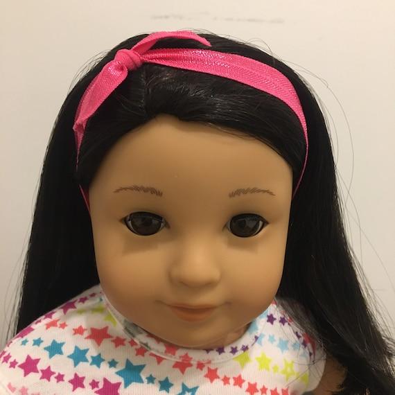 Satin Look Headband for 18 Inch Doll