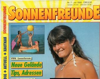 Sonnenfreunde 1995 N7 - Naturist Nudist Naturist Naturist Naturist Naturist Naturism Natural Life