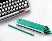 Vintage Eberhard Faber SINGLEX Typewriter Stick Erasers No.10 USA - A sharpen-able eraser - Brand New