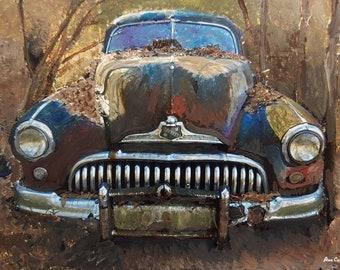 Retired Cadillac