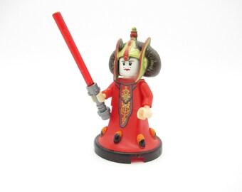 Amidala Figure Figures Stones Star Wars Lego Custom Compatible New