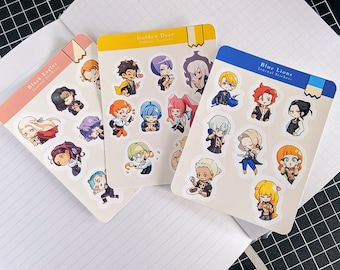 FE3H Journal Stickers