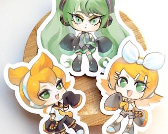 Vocaloid Stickers