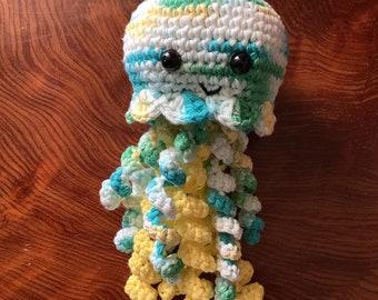 Amigurumi Jellyfish - Crochet cuties