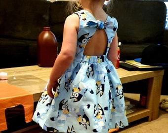 Bluey Dress