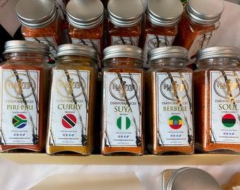 African Diaspora Spice Collection