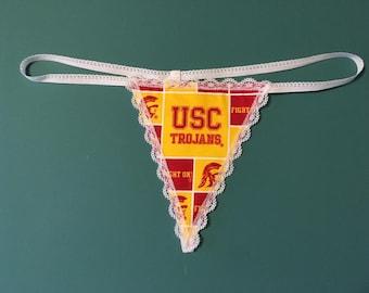 University Of Michigan Thong Panties Photos
