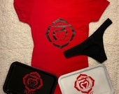 Chakra Yoga T-Shirt, Cotton Yoga Womens Shirts, Chakras Yoga Top, Gifts Yoga Teacher, Gifts Yoga Student, Chakra Signs Shirt