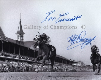 Sham Horse of the Year 1973 if not For Secretariat Choose from 4 versions and matted to 11x14  or loose 8x10  prints