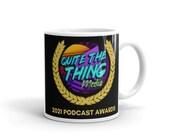 Mug #QTPA2021