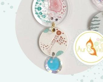 Powerful Decorative Pendant Lamp and Feng-shui Theme Abundance