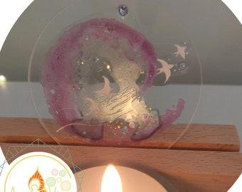 Magic candlestick let go