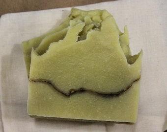 Cactus Cold Process Soap