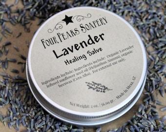 Herbal Lavender Salve