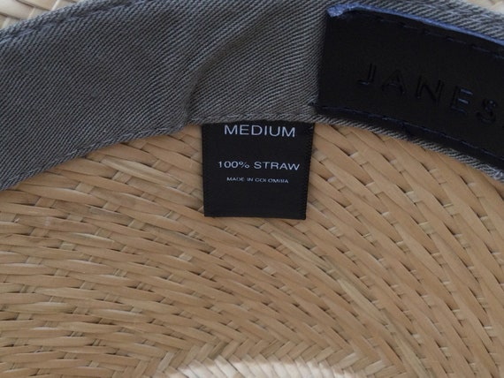 Summer Straw Hat, Hand Made Stylish Sun Hat, - image 9