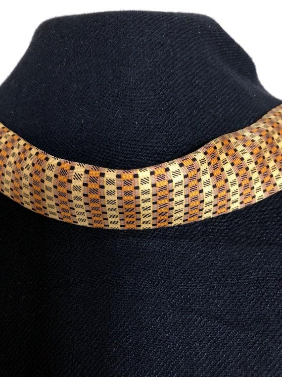 Vintage Hermes Silk Tie - image 6