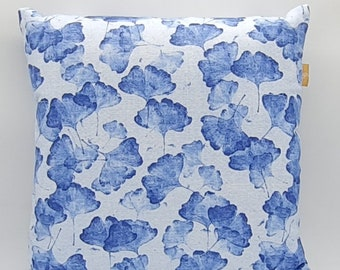 Cushion cover GINKOA Mediterranean