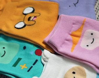 Adventure American Series Casual Socks