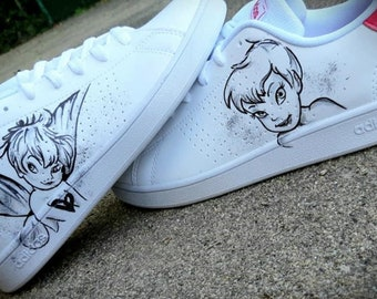 Custom adidas shoes | Etsy