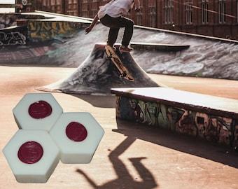 Natural Skate Wax 1 Supplied