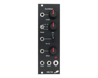Little Fish Audio Euclidean Sequencer Eurorack Module 8HP