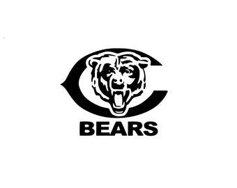 Chicago Bears Digital File (SVG, PNG)