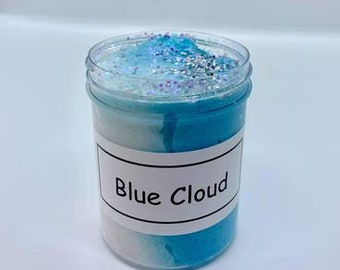 Blue Cloud // Borax Free // Scented Slime