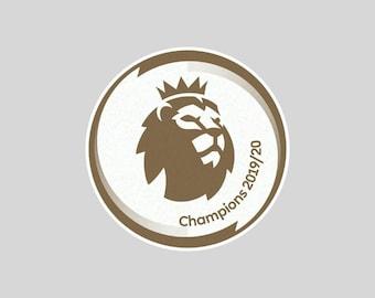 Sleeve Badge Premier League Champions 19/20 (Liverpool)