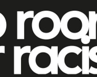 No Room for Racism Premier League Sleeve Badge