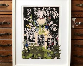 Ophelia Giclée Print